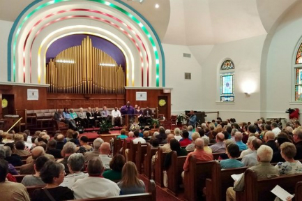Religious Communities Advocate For Change