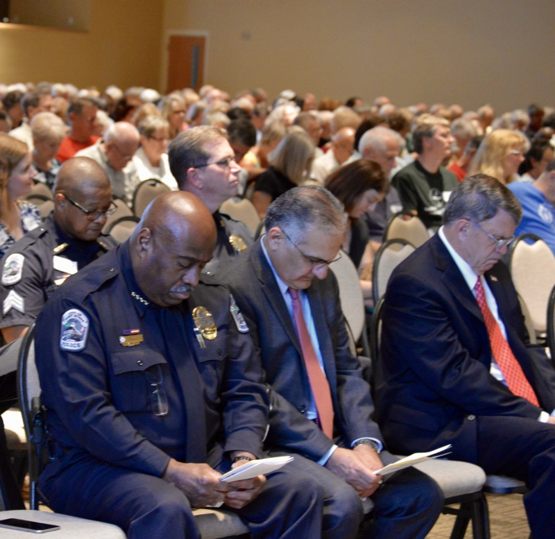 Officials Address State of Fort Myers at Annual Social Justice Rally