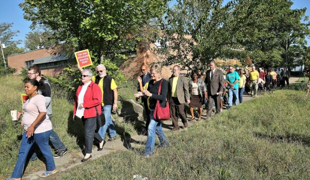 Topeka JUMP calls on city council to create affordable housing trust fund