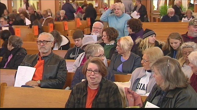 C.A.J.E. holds annual rally in Newburgh