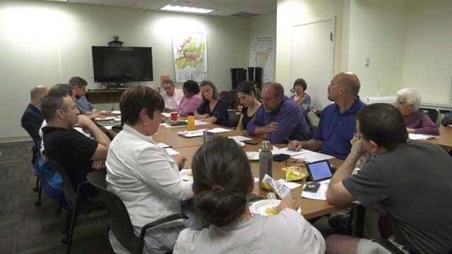 IMPACT Meets with City, County Employees to Address Affordable Housing Crisis