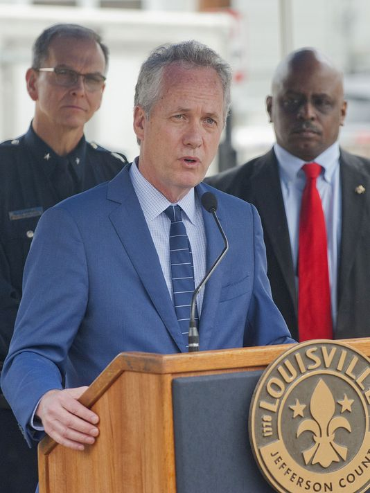Louisville police need to stop shooting the mentally ill and drug addicted, CLOUT says
