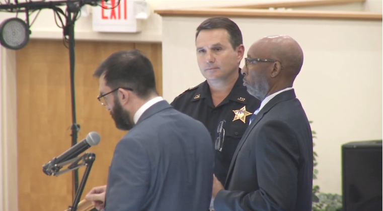 Jacksonville sheriff meets with religious leaders