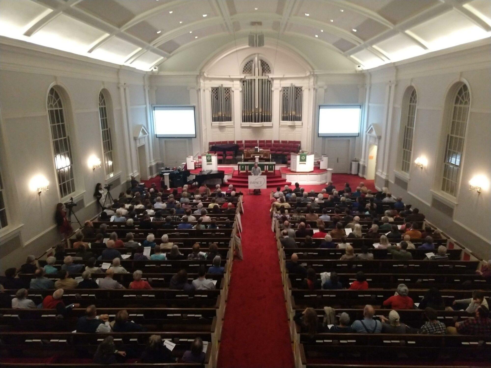 Faith Community in Charlottesville Addresses Affordable Housing
