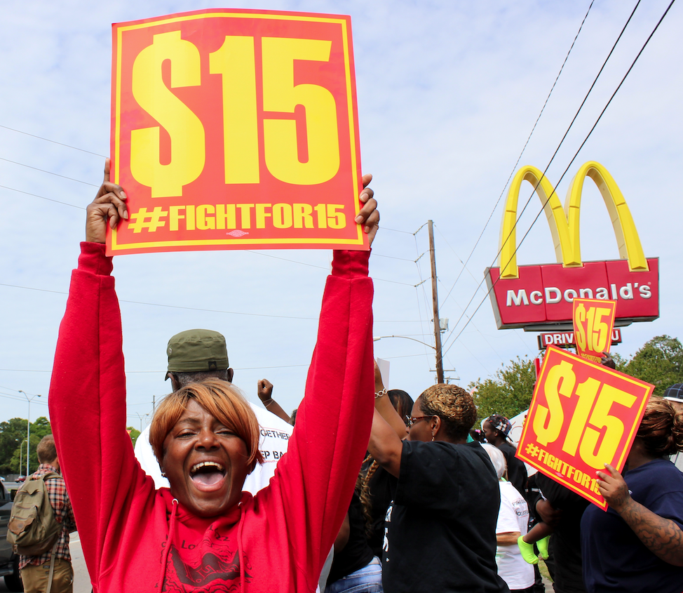 Charleston 2019 Budget Should Include $15 Per Hour Minimum Wage, Workers Insist