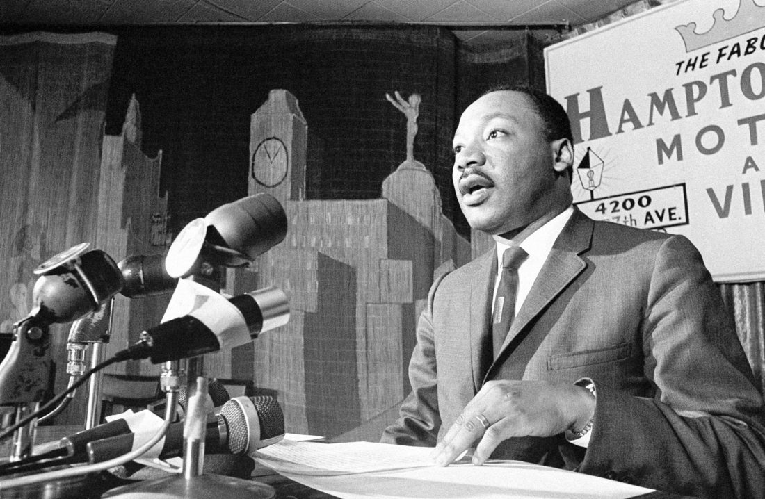Restorative justice events planned to commemorate Martin Luther King Jr.