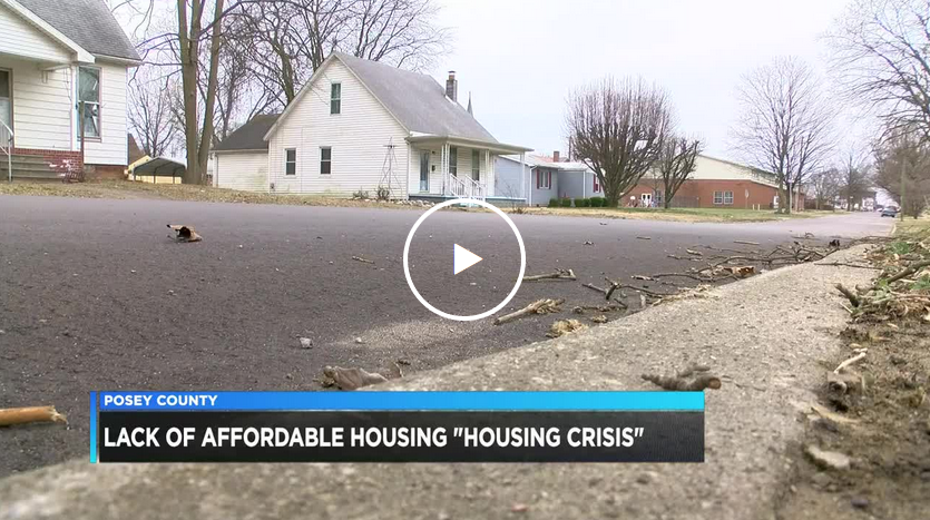 Local groups work to bring attention to affordable housing crisis in Posey County