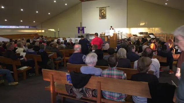 Members of Congregations Gather to Advocate for More Affordable Housing