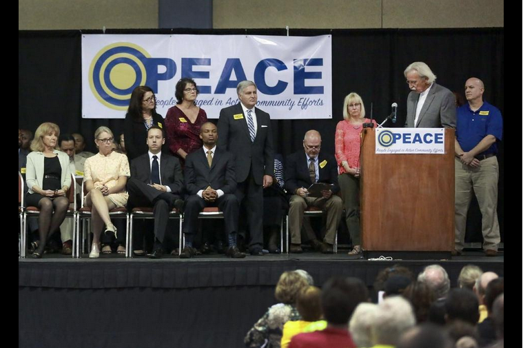 Point of View: By shunning PEACE rally, county leaders ignore chance to address community concerns