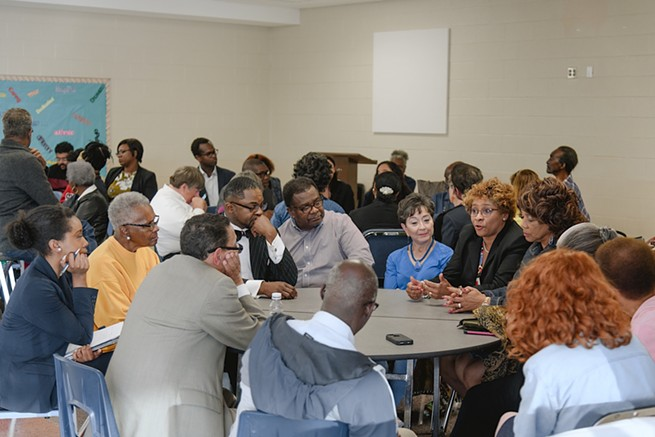 Charleston residents open up to racial bias researchers about police encounters