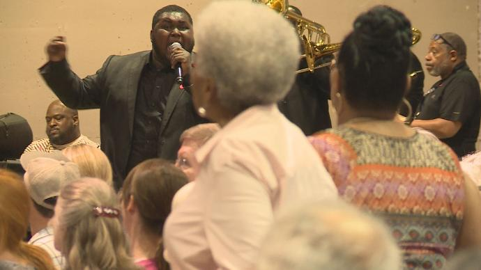 Dozens of churches come together for 'Action Assembly' on issues facing Lexington