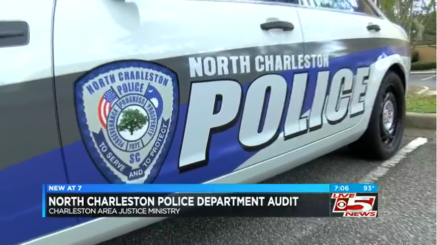 Charleston Area Justice Ministry continues push for audit of N. Charleston police department