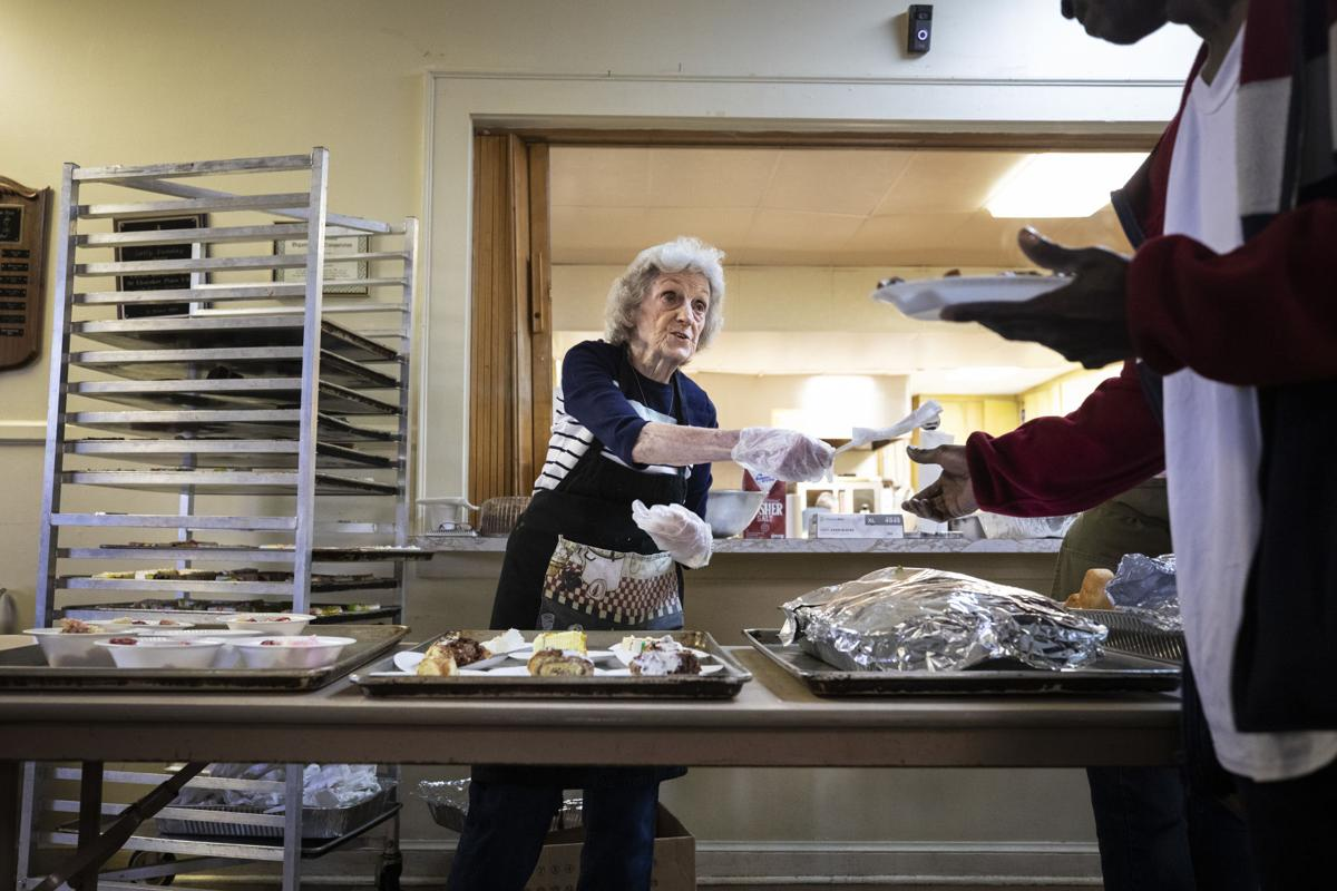 Charleston area churches on the front lines of addressing poverty