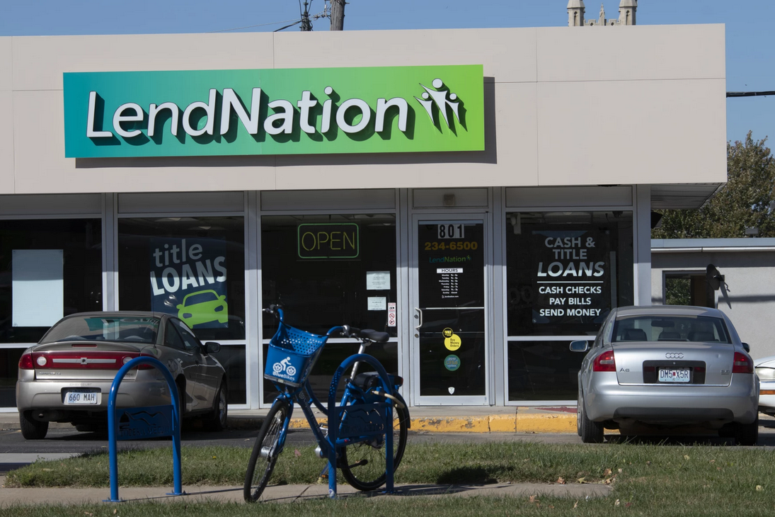 Payday Loans In Kansas Can Come With 391% Interest And Critics Say It's Time To Change