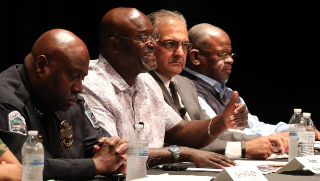Pastors blast Fort Myers council members for no-show at Nehemiah Action