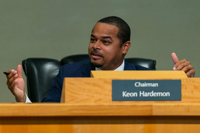 After a tussle over semantics, Miami city commissioners delay approval of housing plan