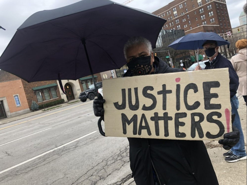 'The killing must stop!': Rally calls for reform after recent police shootings in Columbus