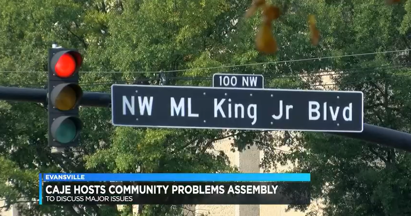 CAJE hosts Community Problems Assembly to discuss ongoing issues in Evansville