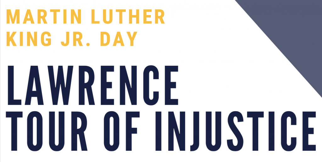Lawrence hosts digital 'Tour of Injustice' to reflect on local racial issues during MLK Day
