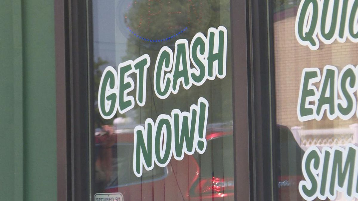 Kansans protest Payday Loans interest