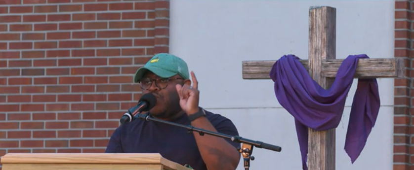 MORE Justice holds rally to address mental health, affordable housing, and gun violence in the Midlands