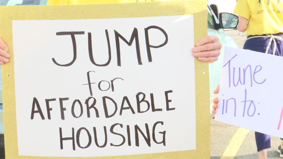 """""""Jump Topeka Jump!"""": Topeka JUMP requests support from KDADS for Oxford Houses, five million dollars from City of Topeka"""