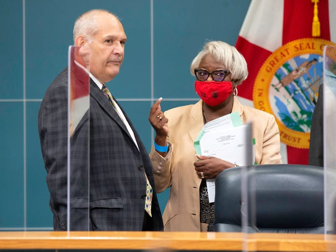 Millions in 'Biden bucks' OK'd to balance PBC budget. What about $75K for community IDs?