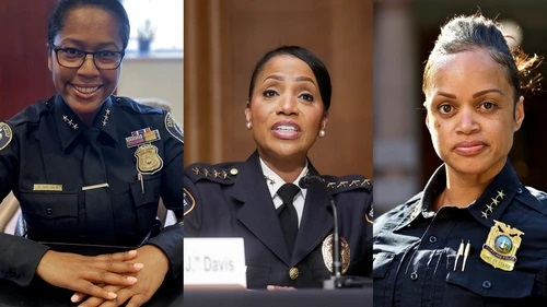 Do Black Women Have to Save the Police, Too?